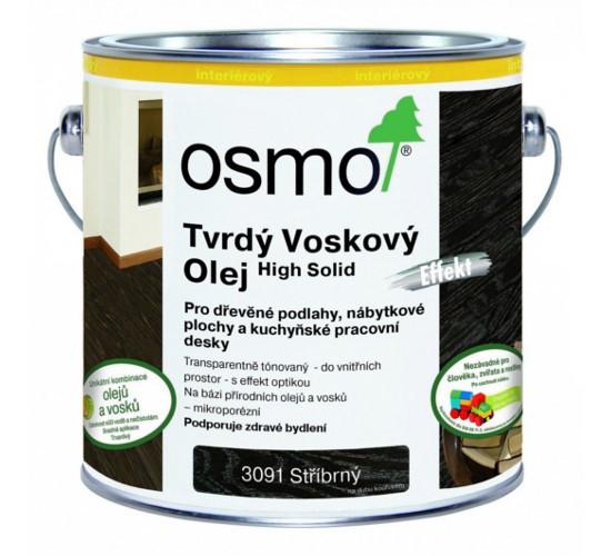Tvrdý voskový olej farebný EFFEKT