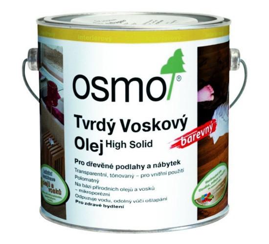 Tvrdý voskový olej FAREBNÝ