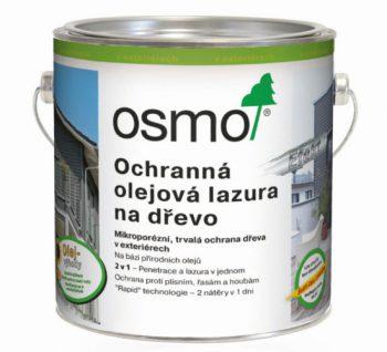 Ochranná olejová lazúra Efekt