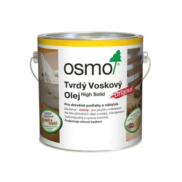 Tvrdý voskový olej ORIGINÁL